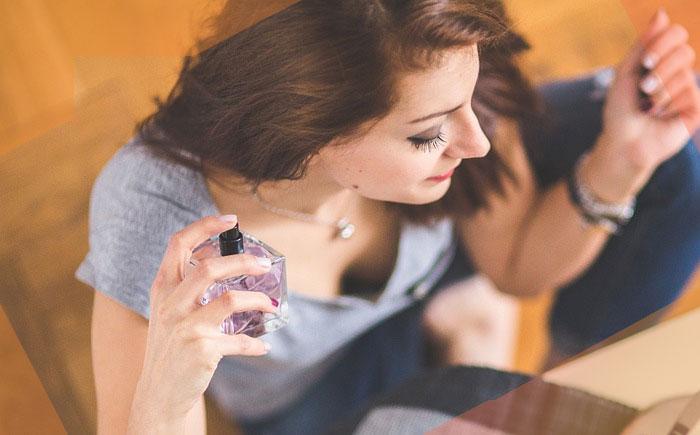 Populärt att sälja parfym på nätet